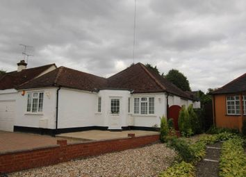 Thumbnail 4 bed bungalow to rent in Downs Avenue, Pinner