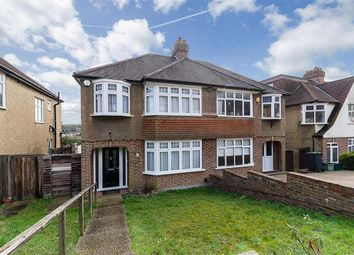 Thumbnail 3 bed semi-detached house for sale in Winifred Road, Coulsdon, Surrey