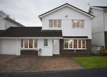 Thumbnail 4 bed link-detached house for sale in St Andrews Close, Mayals, Mayals Swansea