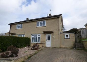 Thumbnail 2 bedroom semi-detached house for sale in Sheridan Road, Bath, Somerset