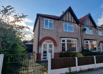 Thumbnail 3 bed semi-detached house for sale in Regina Avenue, Waterloo, Liverpool