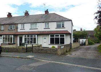 Thumbnail 3 bed end terrace house for sale in Kings Road, Bingley, West Yorkshire