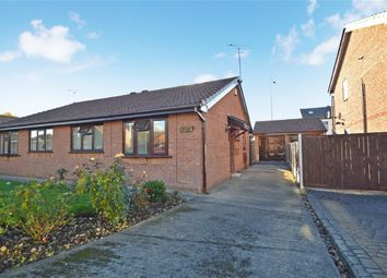 Thumbnail 2 bed semi-detached bungalow for sale in Kerridge Drive, Bredbury, Stockport