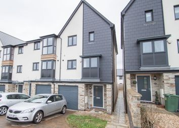 Thumbnail 5 bedroom end terrace house for sale in Runway Road, Plymouth