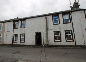 Thumbnail 2 bed flat for sale in Bridge Lane, Mauchline, Ayrshire