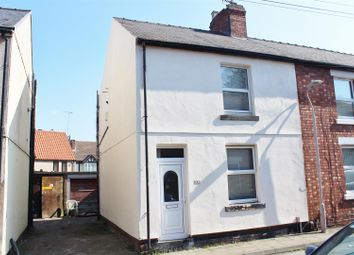 Thumbnail 2 bed end terrace house for sale in Crookes Avenue, Mansfield Woodhouse, Mansfield