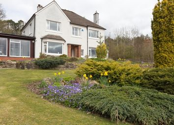 Thumbnail Detached house for sale in Linton Bank Drive, West Linton, Borders