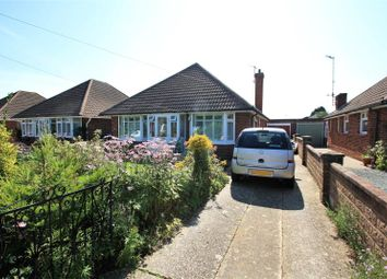 Thumbnail 3 bed detached bungalow for sale in Lindum Road, Worthing, West Sussex