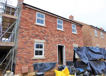 Thumbnail 3 bed detached house for sale in Leveret Gardens, Downham Market, Downham Market