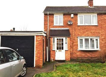 Thumbnail 3 bed semi-detached house to rent in Aston Close, Bilston