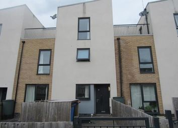 Thumbnail 3 bed town house to rent in West Craven Street, Salford