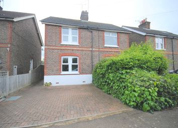 Thumbnail 2 bed semi-detached house to rent in Hathersham Close, Smallfield, Horley