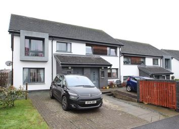 Thumbnail 3 bed end terrace house for sale in Dunnet Place, Greenock, Inverclyde