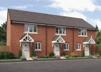 "Thumbnail 2 bed town house for sale in ""Hopton"" at Oteley Road, Shrewsbury"