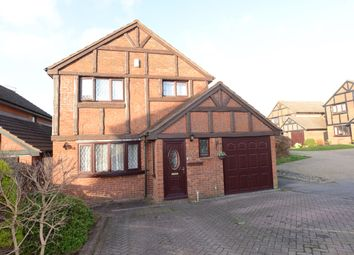 Thumbnail 4 bed detached house for sale in Ludlow Close, Willsbridge, Bristol