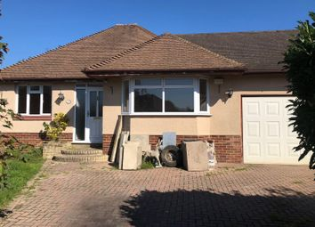 Thumbnail 2 bed detached bungalow for sale in Manor Close, Rushington, Totton, Southampton, Hampshire