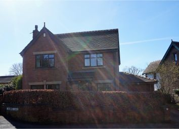 Thumbnail 4 bed detached house for sale in Willowfield Chase, Hoghton, Preston
