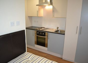 Thumbnail 1 bed flat to rent in Stepney Lane, Shieldfield, Newcastle Upon Tyne