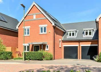 Thumbnail 4 bed semi-detached house for sale in Farmside Place, Epsom, Surrey