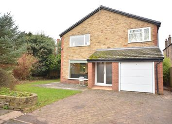 Thumbnail 4 bed detached house for sale in Devonshire Lane, Roundhay, Leeds