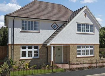 Thumbnail 4 bedroom detached house for sale in Park View, Coventry Road, Hinckley, Leicestershire