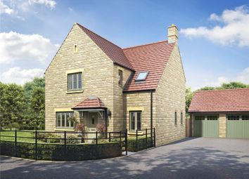 Thumbnail 4 bedroom detached house for sale in Willow Green, Willersey, Broadway, Gloucestershire