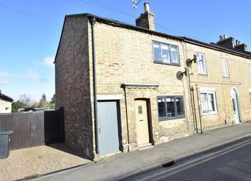 Thumbnail 2 bed end terrace house for sale in Cambridge Street, Godmanchester, Huntingdon
