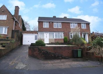 Thumbnail 3 bed semi-detached house for sale in Stourbridge, Wordsley, Old Barn Road