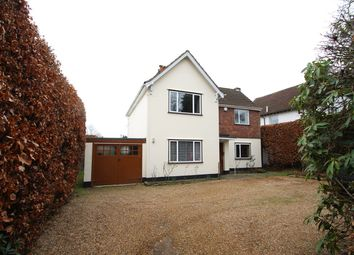 Thumbnail 3 bed detached house for sale in Leesons Hill, Chislehurst