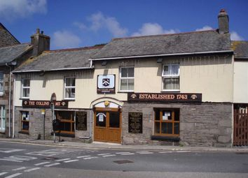 Thumbnail Pub/bar for sale in The Collins Arms, 18, Higher Fore Street, Redruth, Cornwall