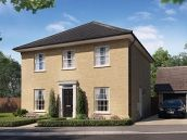 Thumbnail 4 bed detached house for sale in The Florian At St James Park, Off Cam Drive, Ely