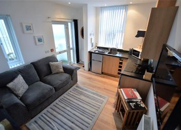 Thumbnail 1 bed flat to rent in Belmont Terrace, St. Ives, Cornwall