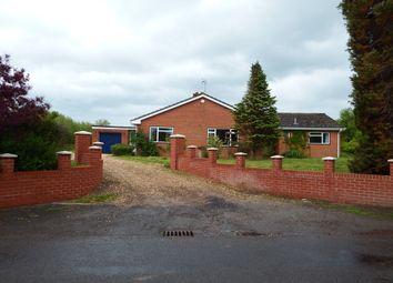 Thumbnail 4 bed detached bungalow to rent in Lipe Lane Ruishton, Taunton