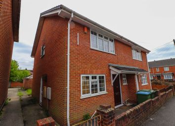 Thumbnail 3 bed semi-detached house to rent in Cromwell Road, Shirley, Southampton