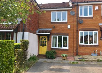 Thumbnail 2 bed terraced house to rent in Rembrandt Close, Cannock