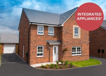 "Thumbnail 4 bed detached house for sale in ""Radleigh"" at Fleece Lane, Nuneaton"