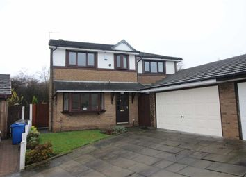 Thumbnail 4 bed detached house for sale in Radnor Close, Hindley Green, Wigan