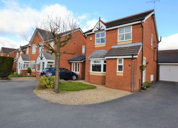 Thumbnail 3 bed detached house for sale in Walkers Drive, Leigh