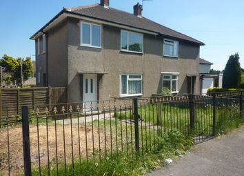 Thumbnail 3 bed semi-detached house to rent in Welshpool Road, Breadsall Hilltop, Derby