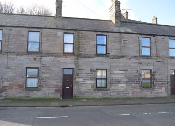 Thumbnail 2 bed terraced house for sale in Dock Road, Tweedmouth, Berwick-Upon-Tweed