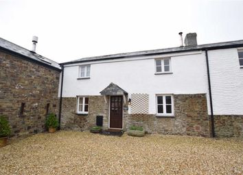 Thumbnail 3 bed terraced house for sale in Hobbacott, Marhamchurch, Bude