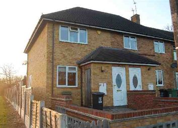 Thumbnail 3 bed maisonette to rent in Coates Way, Watford