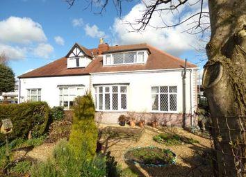 Thumbnail 4 bed semi-detached bungalow for sale in Blackpool Road, Ashton-On-Ribble, Preston