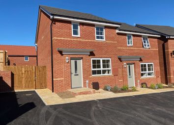 Thumbnail 3 bed semi-detached house to rent in Bull Lane, Chippenham