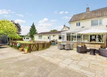 Thumbnail 4 bed semi-detached house for sale in Tuddenham, Bury St Edmunds, Suffolk