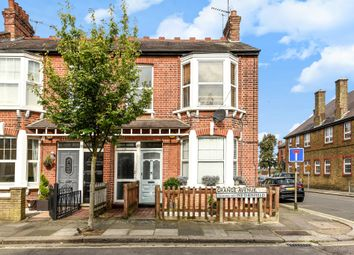 Thumbnail 3 bed maisonette for sale in Grange Avenue, London