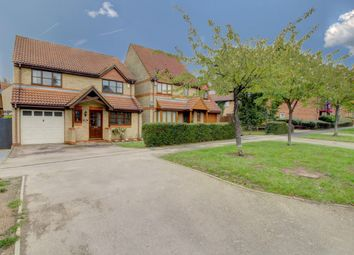 Thumbnail 4 bedroom detached house for sale in Studley Knapp, Walnut Tree, Milton Keynes