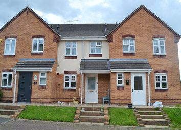 Thumbnail 2 bed terraced house for sale in Lower Birches Way, Rugeley
