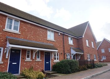 Thumbnail 2 bed terraced house to rent in Glimmer Way, Rochester
