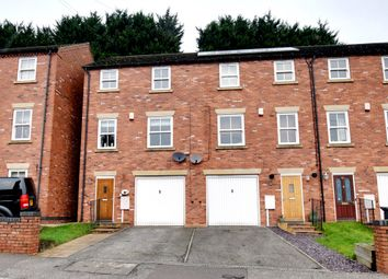 Thumbnail 3 bed town house for sale in Nottingham Road, Belper, Derbyshire